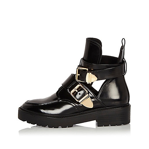 inspi balanciaga, boots balanciaga, river island, chaussures femme, boots femme,