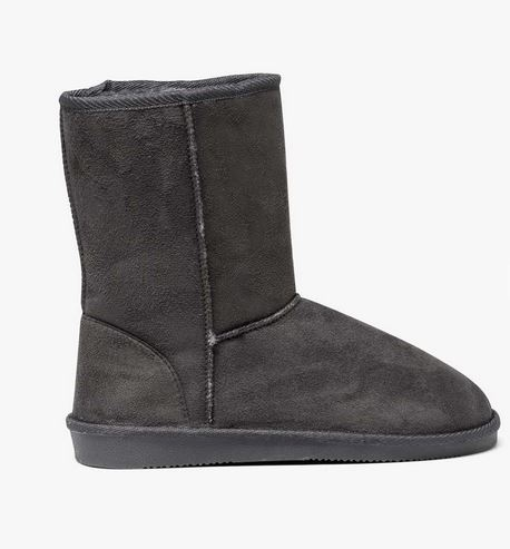 boots, boots gemo, gemo, ugg, boots fourées, chaussures femmes