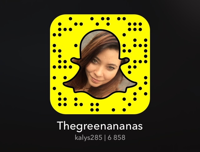 Kalys285 on Snapchat