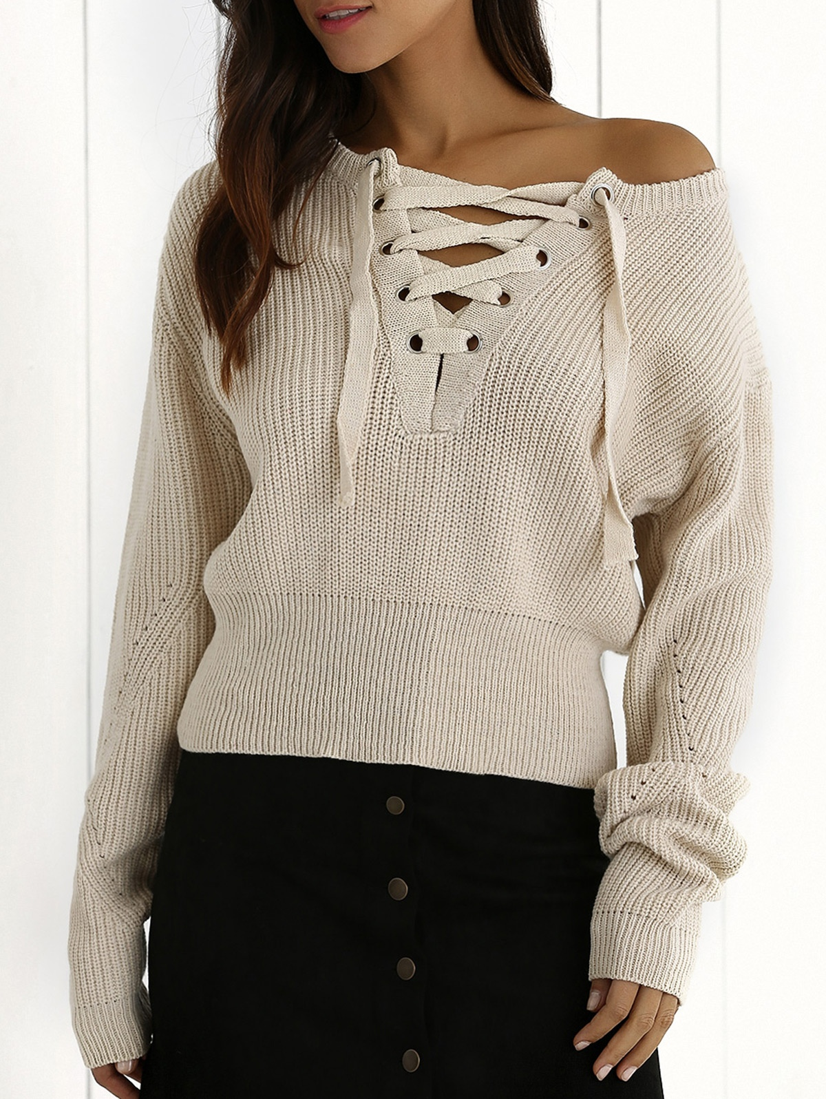 lace-up-pull-lacets-zaful-pull-femme